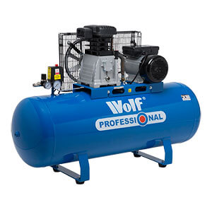 Wolf Professional Air Compressor