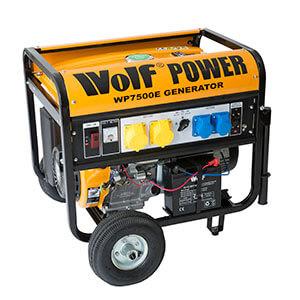 Wolf Generator with Wheel Kit